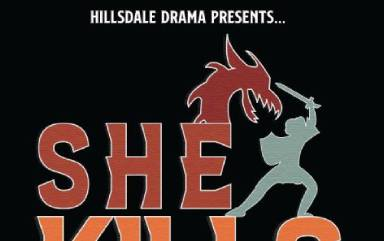 She Kills Monsters: March 5 - 8! Tickets on sale February 9th