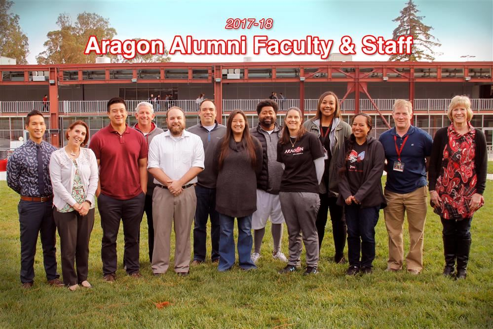 Aragon Alumni Faculty and Staff