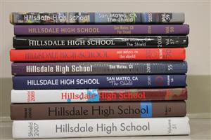 Hillsdale Yearbooks