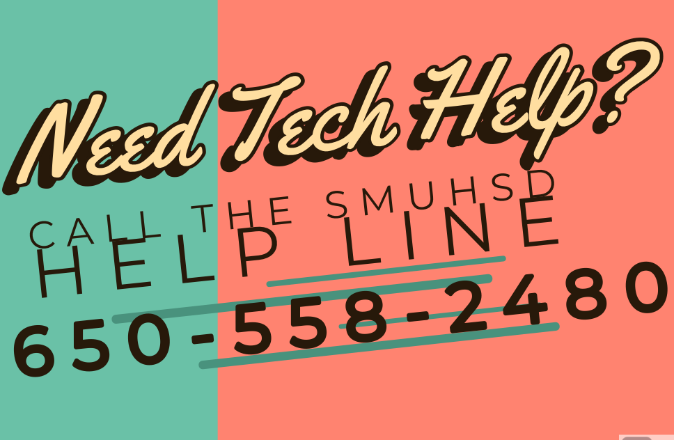 Tech Support Available for Students & Families!