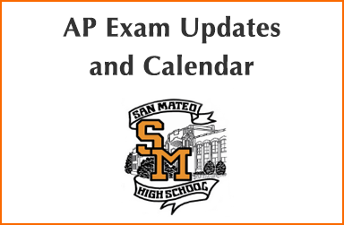 AP Exam Updates and Calendar