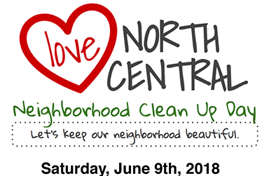 Neighborhood Clean Up Day - Saturday, June 9th