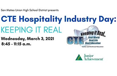 CTE: Hospitality Day - March 3, 2021