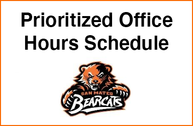 Prioritized Office Hours Schedule