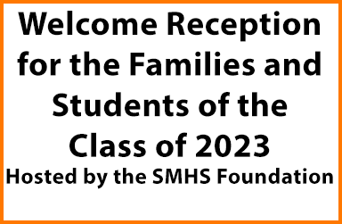 Welcome Reception for the Families and Students of the Class of 2023