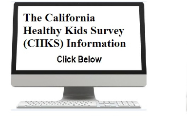 California Healthy Kids Survey (CHKS) Information