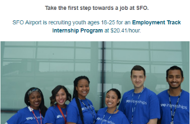 Internship at SFO