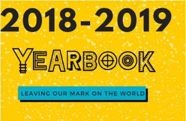 Yearbook Pre-Sale: Get them while they're HOT!