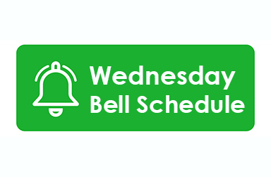 Wednesday Bell Schedule Only
