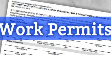 HOW TO OBTAIN A STUDENT WORK PERMIT FOR THE SUMMER?