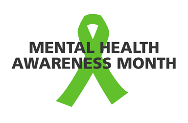 Green Ribbon Mental Health Awareness Month