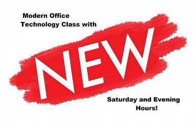 New! Saturday & Evening Hours for Modern Office Technology