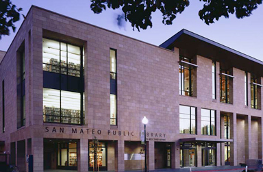 Photo of San Mateo Main Public Library