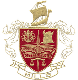 image of the Mills crest