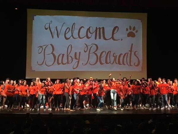 Welcome Baby Bearcats