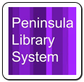 Peninsula Library System Icon
