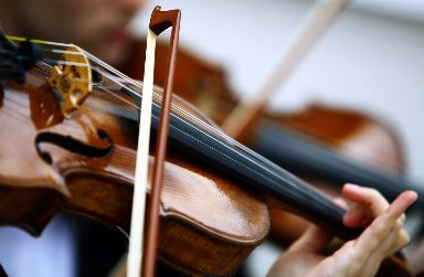 iStock_image of person playing violin