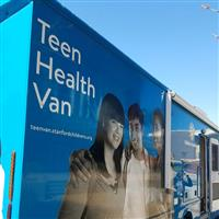 Stanford Mobile Teen Health Van