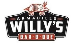 image of armadillo willys logo