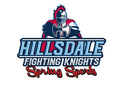 Hillsdale Fighting Knights Logo