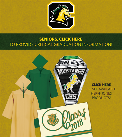 Senior Information / Cap and Gown Information
