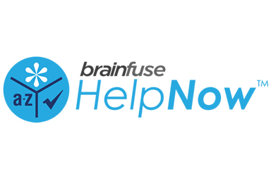 Brainfuse / Help Now Logo