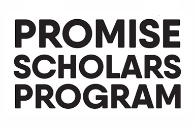 Text that reads: Promise Scholars Program