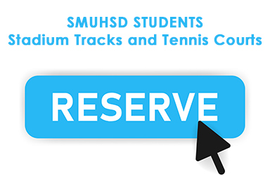Student Stadium Field and Tennis Courts Reservations