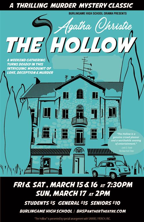 The Hollows Flier