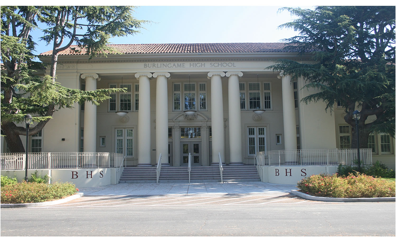 San Mateo High School Campus Map.Burlingame High School Homepage